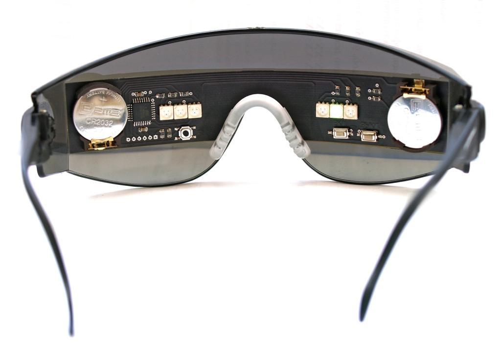 37402200d948 Очки тренажеры для коррекции зрения «АСИСТ» на светодиодах — 3390 ...