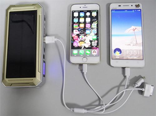 Зарядка для нескольких телефонов